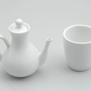 כוסות מפורצלן